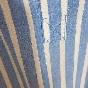 J. Crew Tops - J.Crew Striped Tunic